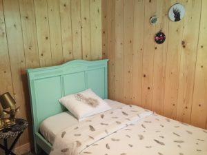beneden slaapkamer de jisper twijfelaar - Hallo Terschelling
