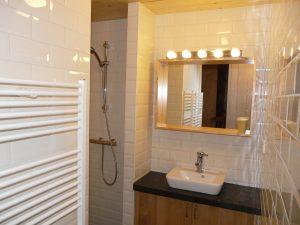 beneden badkamer familiehuis de jisper - Hallo Terschelling