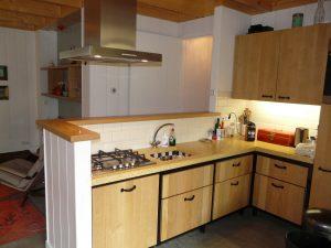 keuken familiehuis de jisper - Hallo Terschelling