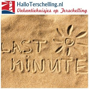 advertentie LastMinute - Hallo Terschelling