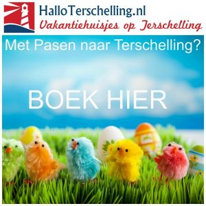 paas-advertentie - Hallo Terschelling.