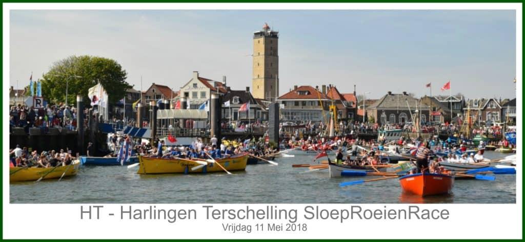 Hemelvaart op Terschelling| Header - Harlingen Terschelling Sloeproeienrace - Hallo Terschelling