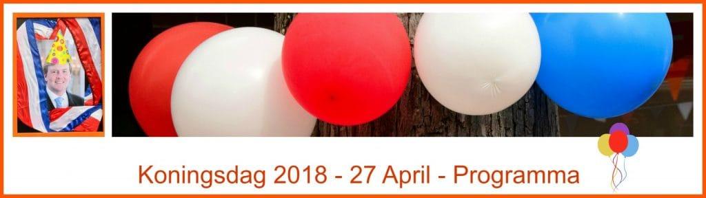Koningsdag 2018 - 27 April - Terschelling - Hallo Terschelling