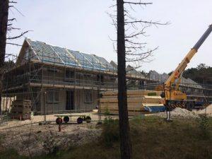 work in progress Nieuwbouw woningen West-Terschelling | Hallo Terschelling