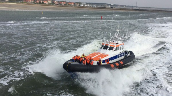 reddingbootdag KNRM demonstratie waddenzee | Hallo Terschelling