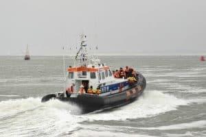 reddingbootdag Terschelling demonstratie | Hallo Terschelling