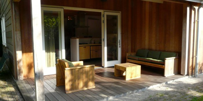 familiehuis jisper terschelling overdekt terras – Hallo Terschelling