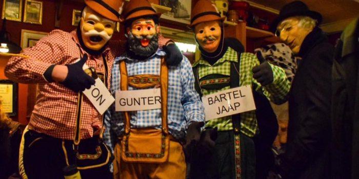 Sinterklaas en Sunderum op Terschelling -Hallo Terschelling