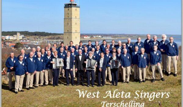 west aleta singers – programma 2017 | Hallo Terschelling