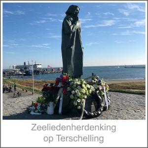 Zeeliedenherdenking op terschelling uitgelichtte afbeelding – Hallo Terschelling