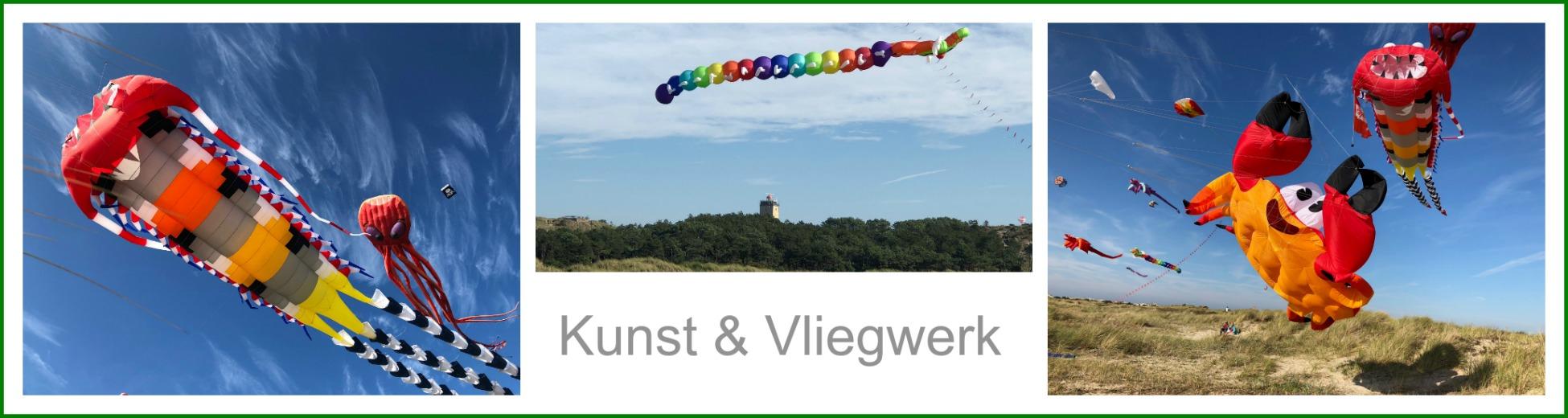 kunst en vliegwerk op Terschelling - Hallo Terschelling