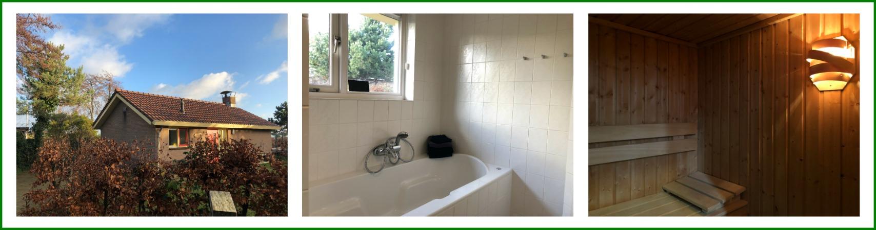 Finn op terschelling - vakantiehuis met sauna en bubbelbad - Hallo Terschelling
